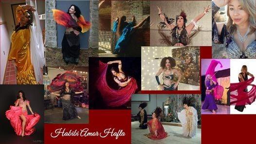 Habibi Amor Monthly Hafla | Online Event | AllEvents.in