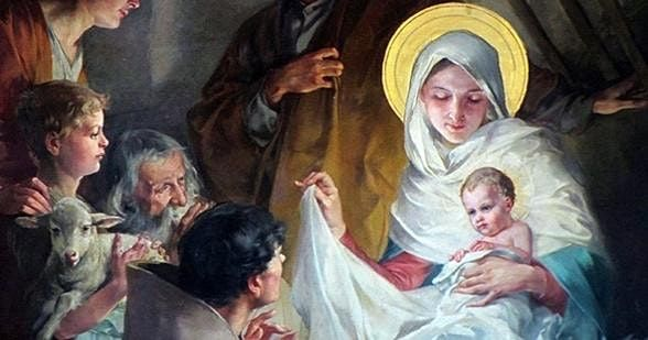 CHRISTMAS DAY MASS 9.00 AM, St. Matthew Catholic Church, Rocky Mountain  House, 25 December 2020 | Online Event