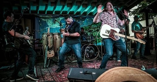 Jim Donovan & Sun King Warriors 1129 at Club Cafe - On Sale Now