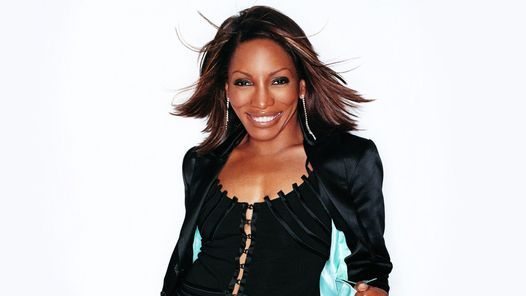 Stephanie Mills & The Whispers, 15 January   Event in Newark   AllEvents.in