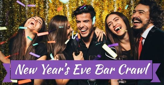 New Years Eve Party Bus Bar Crawl! at Oskar Blues Grill ...