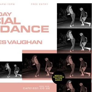 Social Dis-Dance with Charles Vaughan
