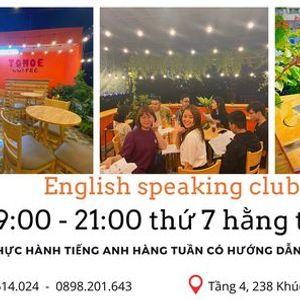 Free English Speaking Club