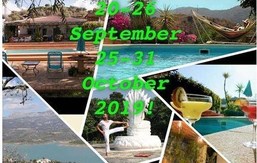 Ashtanga Yoga PuraVida Retreat in Malaga