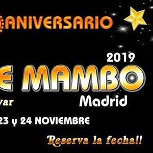 Shine Mambo Madrid 2019