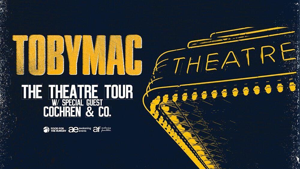 MERCH VOLUNTEER - TobyMac Theatre Tour - Rockford, IL, 15 November   Event in Rockford   AllEvents.in
