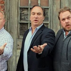 Jim Belushi and The Board of Comedy Irvine