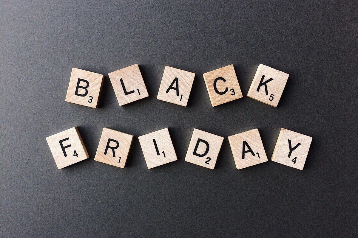 Black Friday / Cyber Monday Virtual Race | Online Event | AllEvents.in