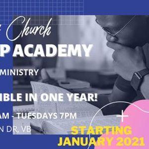 Dream Church Discipleship Academy