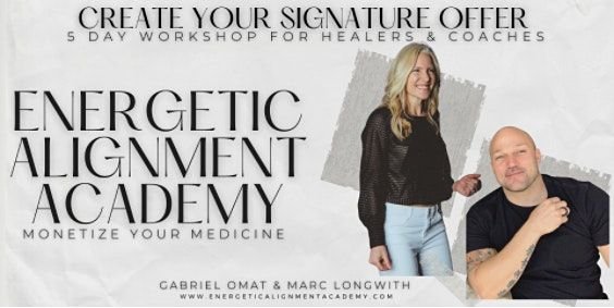 Create Your Signature Offer Workshop  For Coaches & Healers -Montclair | Event in Montclair | AllEvents.in
