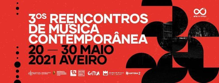 RMC 2021 [c10] Ricardo Ribeiro, 30 May | Event in Aveiro | AllEvents.in