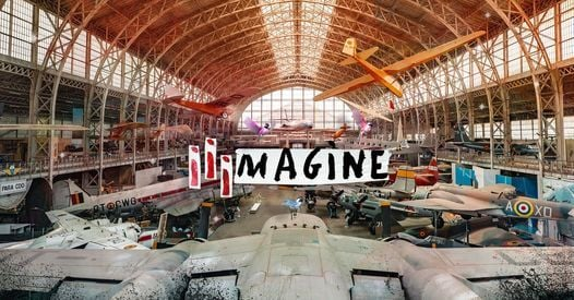 IIIMAGINE: Aviation hall x live electronic music [3 nights], 24 September | Online Event | AllEvents.in