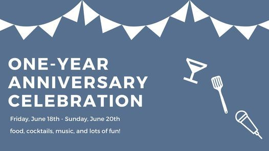 One Year Anniversary Celebration   Event in Lake Mills   AllEvents.in