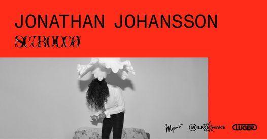 Jonathan Johansson – Mejeriet, Lund, 6 November | Event in Lund | AllEvents.in
