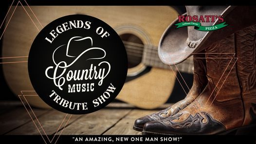 Live Music! Legends of Country Music, 24 July | Event in Ottawa | AllEvents.in