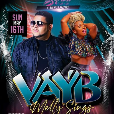 Vayb & Melly Sings Club Ivy WPB