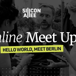 Silicon Allee Online Meet Up