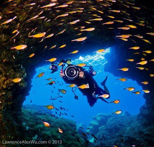 Strobe Lighting Underwater - for PhotoDivers with Strobes - BKK