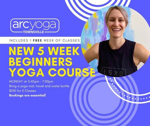 NEW 5 week Beginners Yoga Course, 10 May | Event in Douglas | AllEvents.in