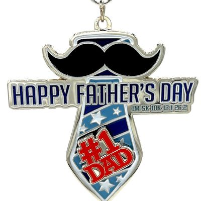 Fathers Day 1M 5K 10K 13.1 26.2-Participate from Home. Save 10