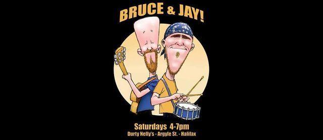 Saturday Matinee with Bruce & Jay!, 17 April | Event in Halifax | AllEvents.in