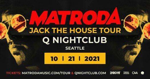 MATRODA, 21 October   Event in Seattle   AllEvents.in