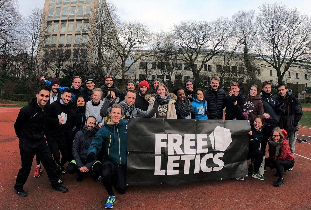 Sport gratuit  Bruxelles et rencontres  workout Freeletics du dimanche