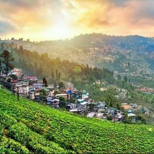 Darjeeling  Sikkim Gangktok