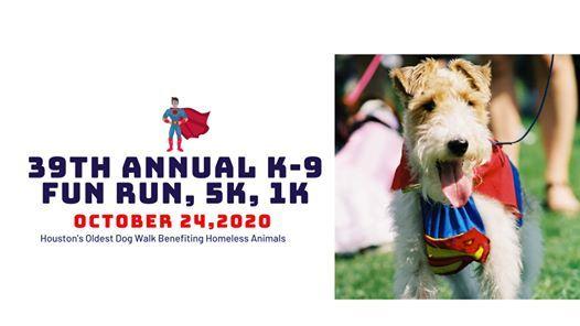 K-9 Fun Run 2020