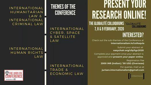 The Juris En Conference on International Law 2020