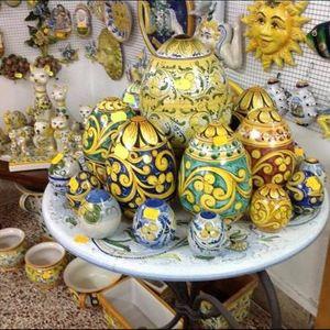 Caltagirone Christmas Cribs & Ceramics day trip 12 December