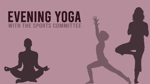 Yoga med IdrU // Yoga with The Sports Committee | Event in Lund | AllEvents.in