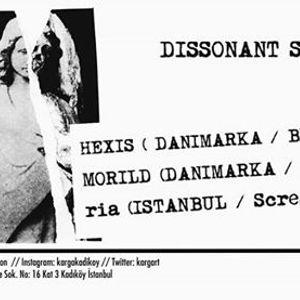 Dissonant Sunar Hexis [dk]  Morild [dk]  ria  kargART