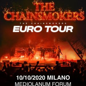 The Chainsmokers live a Milano  10 ottobre