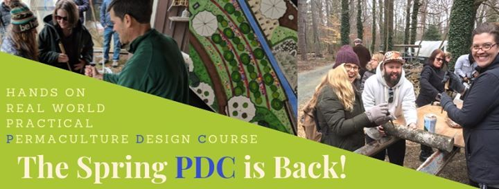 Permaculture Design Course - Richmond - Spring 2020