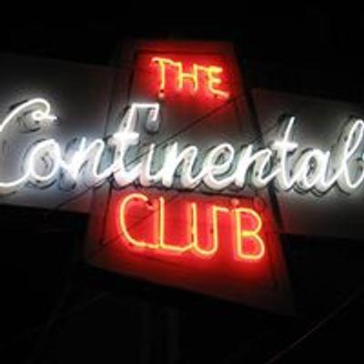 The Continental Club, Houston, TX