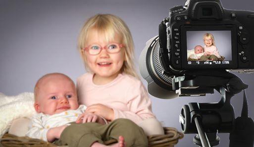 Kostnadsfri barnfotografering - Lek och Baby Falun