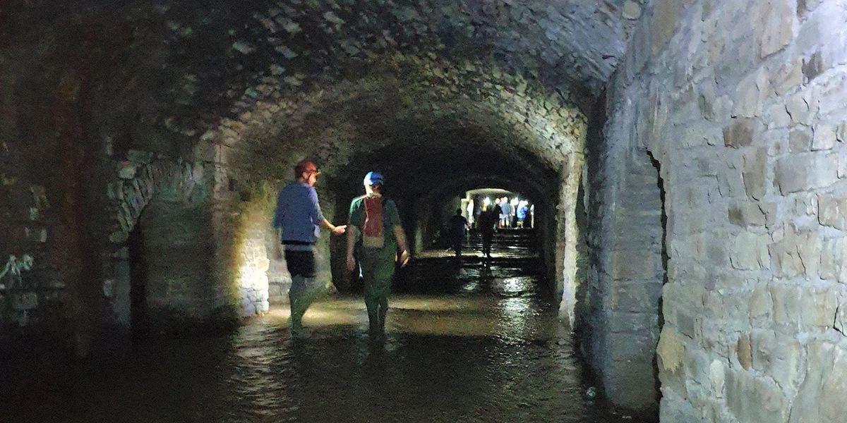 Tour the Hidden Rivers of Downtown Sheffield