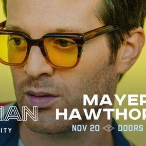 Mayer Hawthorne at The Truman