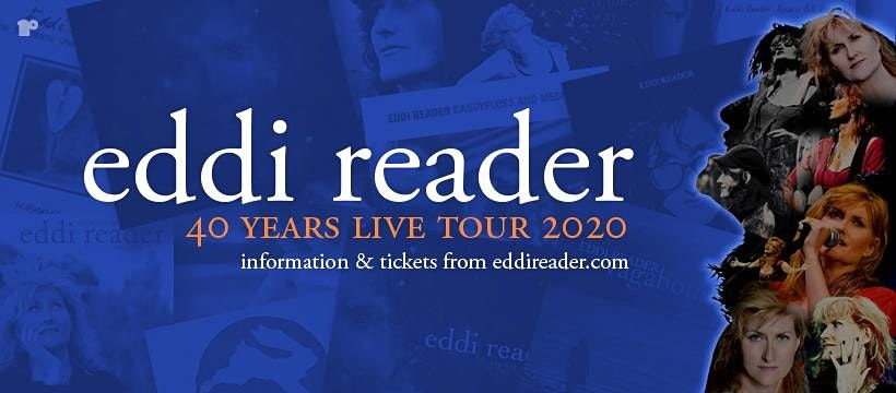 Eddi Reader 40 Years Live Tour., 7 October   Event in Beverley   AllEvents.in