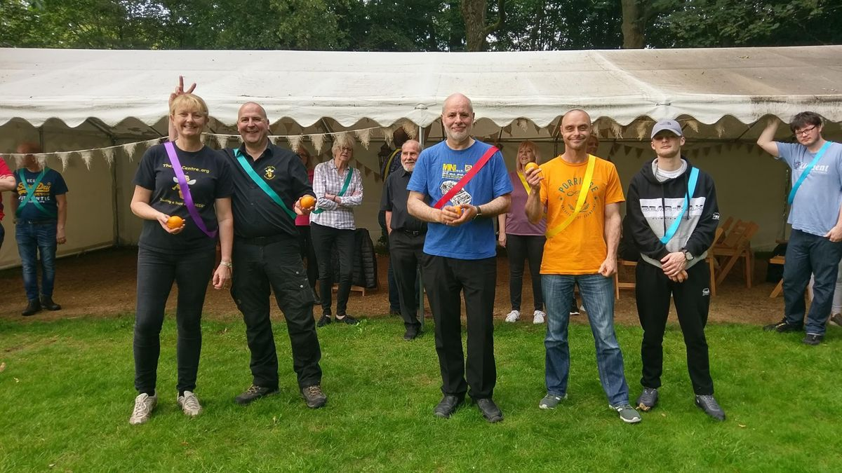 Business networking Sports Day at The Bee Centre Samlesbury Hall - by lovelocal June 2020