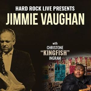 Jimmie Vaughan with Christone Kingfish Ingram