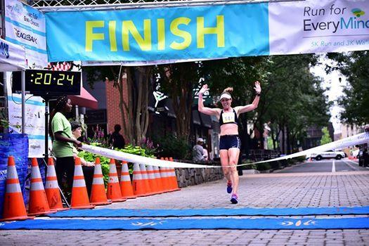 4th Annual Run for EveryMind 5K Run3K Walk