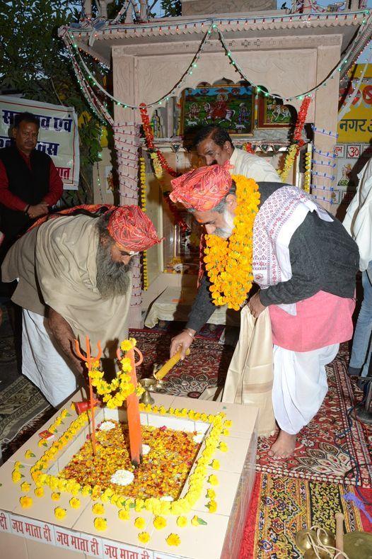 Celebration Of Bhagwan Sri Devnarayan Jayanti Sri Devnarayan Mandir Jaipur February 19 2021 Allevents In