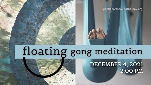SOLD OUT - Floating Gong Meditation, 4 December   Event in Lansing   AllEvents.in