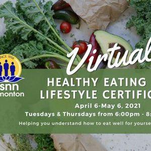 Healthy Eating & Lifestyle Workshop