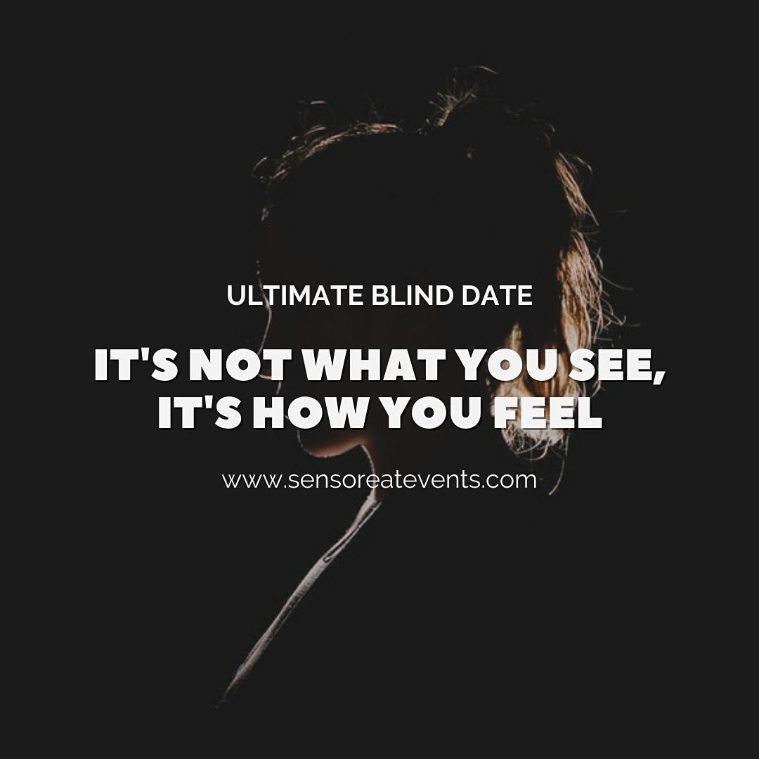 Ultimate Blind Date - Ages 25-40, 18 August | Event in Washington | AllEvents.in