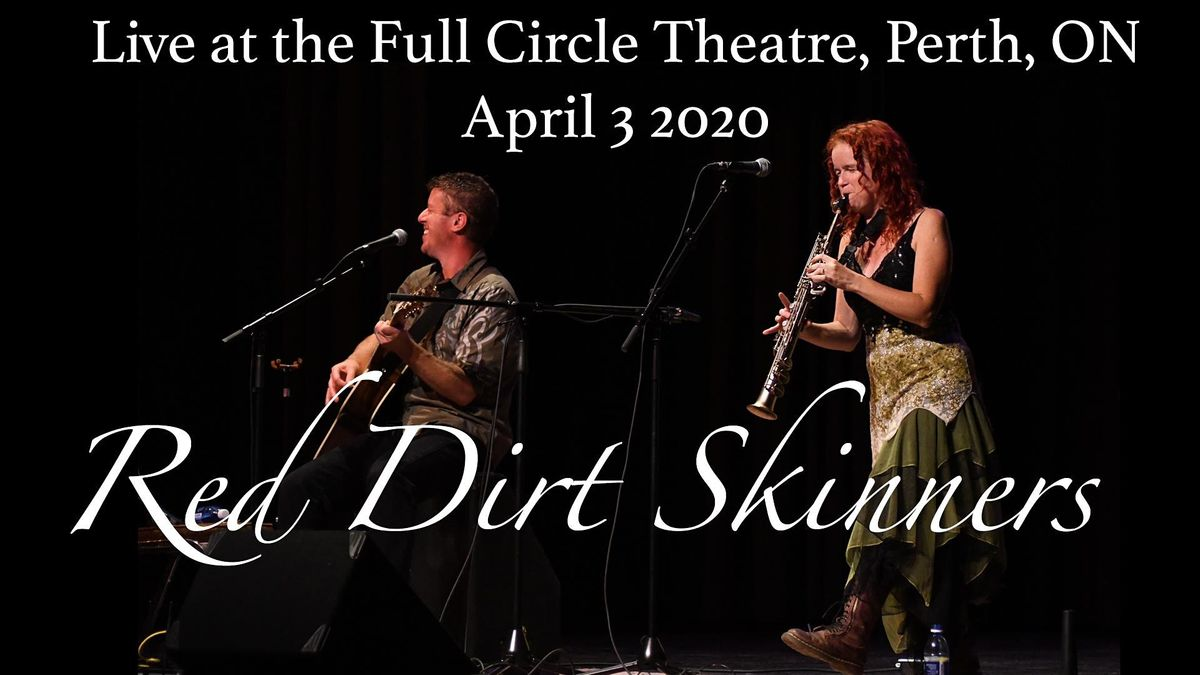 Red Dirt Skinners live at the Full Circle Theatre Perth