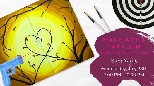 Make Art & Take Aim, 28 July | Event in Pittsburgh | AllEvents.in