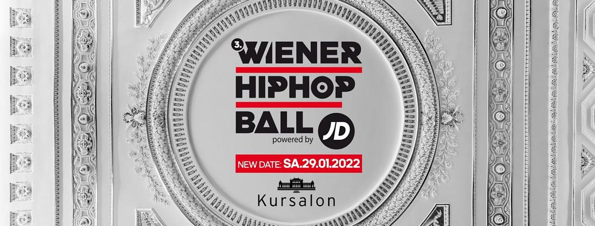 3. Wiener HipHop Ball powered by JD Sports, 29 January | Event in Wien | AllEvents.in